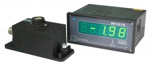 Измеритель угла наклона ИП-10-ТК