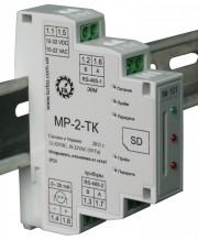 Многоканальный регистратор МР-2-ТК