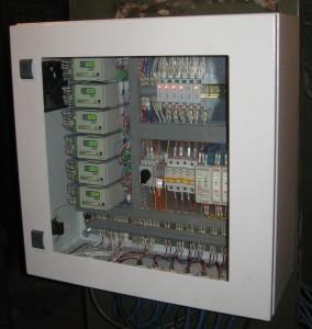 Шкаф управления электродвигателями