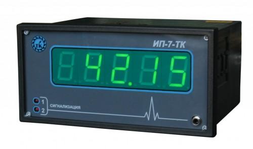 Измерение унифицированных токовых сигналов