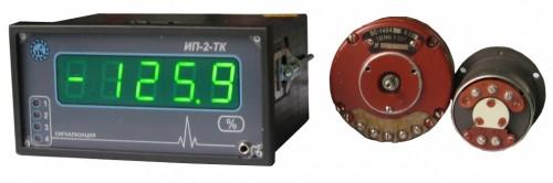 Измеритель угла поворота сельсина ИП-2-ТК